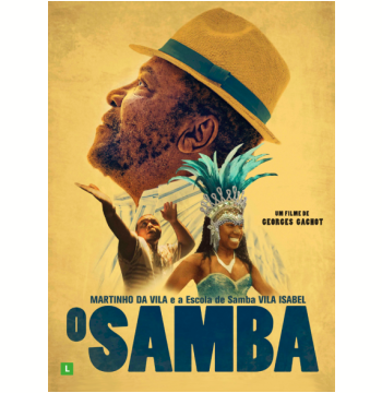 Martinho da Vila - O Samba (DVD)