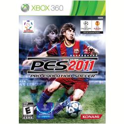 Pro Evolution Soccer 2011 (X360)