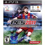 Pro Evolution Soccer 2011 (PS3) -