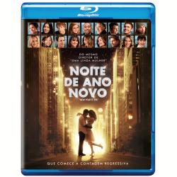 Blu - Ray - Noite De Ano Novo - Vários ( veja lista completa ) - 7892110134767
