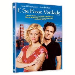 DVD - E Se Fosse Verdade - Mark Ruffalo, Reese Witherspoon - 7890552104584