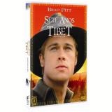 Sete Anos No Tibet (DVD) - Brad Pitt, David Thewlis, B.D. Wong