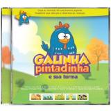 Galinha Pintadinha E Sua Turma - Varios, Galinha Pintadinha (CD) - Vários