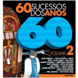 60 Sucessos Dos Anos 60 - Vol 2 (CD) - Vários