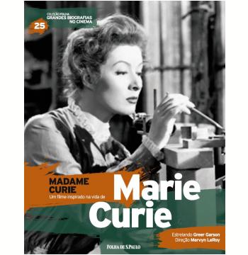 Madame Curie - Marie Curie (Vol.25)