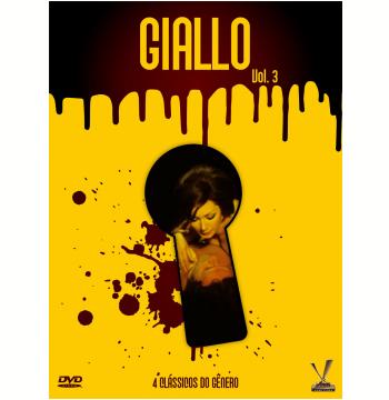 Giallo Vol. 3 (DVD)