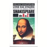 Shakespeare de A a Z - William Shakespeare