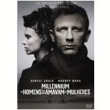 Millennium - Os Homens Que Não Amavam As Mulheres (DVD) - Christopher Plummer, Daniel Craig