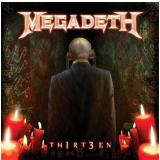 Megadeth - Th1rt3en (CD) - Megadeth