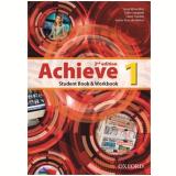 Achieve 1 Student Book - Workbook - Second Edition -