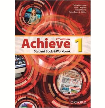Achieve 1 Student Book - Workbook - Second Edition