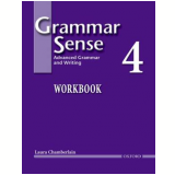Grammar Sense 4 - Workbook -