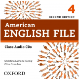 American English File - Class Audio CD -