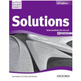 Solutions Intermediate - Workbook With Cd Pack - Second Edition - Tim Falla, Paul A. Davies