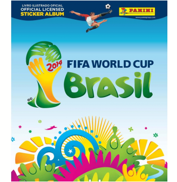 Álbum da Copa do Mundo 2014 – Fifa World Cup Brasil
