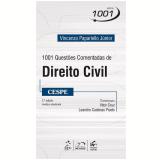 1001 Questoes Comentadas De Direito Civil - Vincenzo Papariello Júnior
