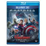 Vingadores 2 (3D) (Blu-Ray) - Vários (veja lista completa)