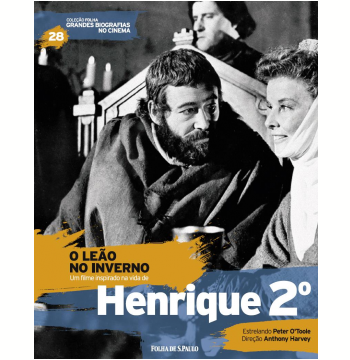 O Leão no Inverno - Henrique 2º (Vol.28)