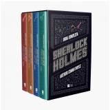 Box - Sherlock Holmes (4 Vols.) - Arthur Conan Doyle