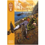 Gulliver In Lilliput - American Edition - Jonathan Swift