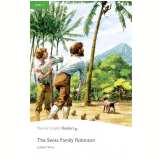 The Swiss Family Robinson - Level 3 - Johann Wyss