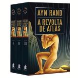 Caixa - A Revolta de Atlas (3 Vols.) - Ayn Rand