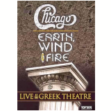 Chicago - Earth, Wind & Fire - Live at the Greek Theatre (DVD) - Chicago