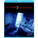 Atividade Paranormal 2 (Blu-Ray) - Vários (veja lista completa)