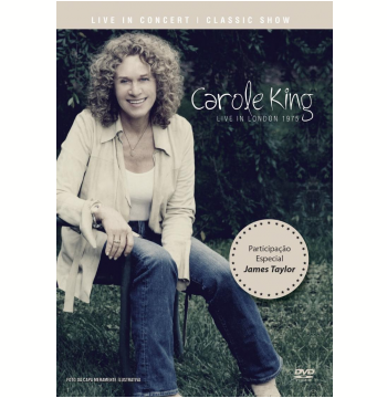 Carole King - Live In London (DVD)