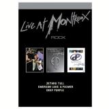 Box Rock - Live at Montreaux (DVD) - Deep Purple, Jethro Tull, Emerson, Lake e Palmer