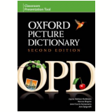 Oxford Picture Dictionary - Jenni Currie Santamaria, Jayme Adelson-goldstein