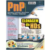 PnP Digital nº 14 - Clonagem de HDs, Instalação Automática do Windows, Virtualizacão com o Virtualbox, gerenciadores de banco de dados, relação entre o técnico e clientela (Ebook) - Iberê M. Campos