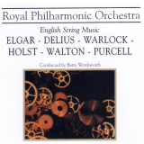 Elgar - Delius - Warlock - Holst - Walton - Purcell (CD) -