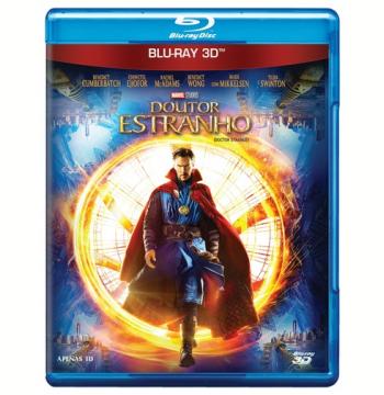 Doutor Estranho 3D (Blu-Ray)