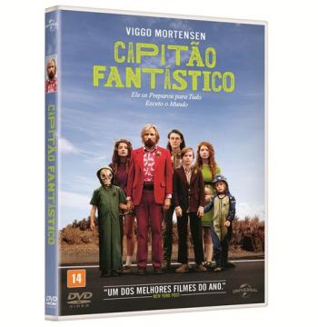 Capitão Fantástico (DVD)