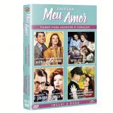 Coleção Meu Amor - 4 Filmes - 4 Discos (DVD) - George Cukor, John Cromwell, Howard Hawks, William Wyler