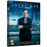Lucky Man - Box 1ª Temporada (DVD) - Stan Lee (Diretor)
