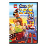 Lego Scooby Doo! - O Golpe da Praia (DVD) - Matthew Lillard, Frank Welker