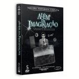 Além da Imaginação - 3º Temporada Completa (DVD) - Vários (veja lista completa)