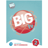 Big English 2 - Big Tv Workbook - American Edition - Pearson