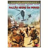 Falcão Negro em Perigo - Edição Estendida (DVD) - Sam Shepard, Tom Sizemore, Eric Bana