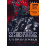 Unbreakable World Tour 2004 - One Night in Vienna (DVD) - Scorpions