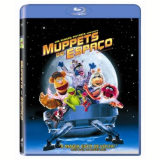 Os Muppets do Espa�o (1999) (Blu-Ray) - Ray Liotta, Andie MacDowell, David Arquette