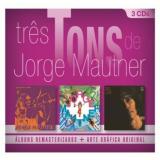 Três Tons de Jorge Mautner (CD) - Jorge Mautner
