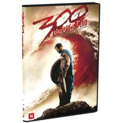 DVD - 300: A Ascensão do Império - Rodrigo Santoro, Eva Green, Sullivan Stapleton - 7892110193436