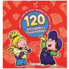 120 Atividades E Passatempos - Vermelho