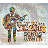 Playing for Change 3 - DVD +  (CD) - V�rios