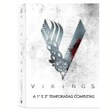 Vikings - 1� E 2� Temporadas Completas (DVD) - Katheryn Winnick