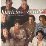 Somos Todos Iguais - Quarteto Em Cy (CD) - Quarteto em Cy