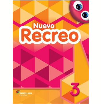 Nuevo Recreo Vol. 3 - 3ªed. Livro Do Aluno + Multirom - Ensino Fundamental I